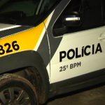 Motociclista embriagado é preso após tentar fugir de abordagem policial em Umuarama