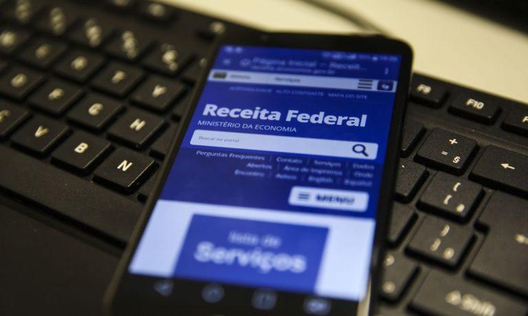 Receita paga nesta segunda-feira restituição do lote residual do IRPF de 2008 a 2019
