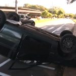 Em Umuarama, dois acidentes são registrados em menos de uma hora