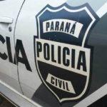 Polícia Civil prende ex-vereador suspeito de comandar esquema criminoso no Paraná