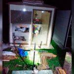 Túmulo é violado e cadáver tem as mãos arrancadas em Santa Helena