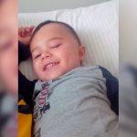 Pequeno Otto recebe alta e deixa hospital em São Paulo