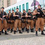 Governo dá início ao processo para contratar 2.400 policiais militares em concurso