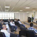 Prefeito se reúne com representantes da construção civil para discutir coronavírus