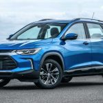 Uvel lança novo Chevrolet Tracker 2021
