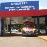 Paciente de 38 anos internado com suspeita de coronavírus morre em Cascavel