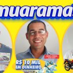Moradores de Umuarama e Perobal são premiados pelo Vale Sorte