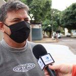 Homem faz apelo para encontrar bicicleta furtada em Umuarama