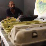PM prende homem suspeito de furtar objetos de construção em Umuarama