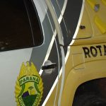 Motorista é preso por embriaguez após quase colidir contra viatura da PM em Perobal