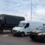 Morador de Altônia é preso após ser flagrado na BR-272 com van roubada
