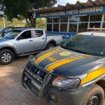 PRF prende homem com caminhonete furtada em Alto Paraíso