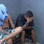 PM prende dois suspeitos de tráfico de drogas no Sonho Meu, em Umuarama