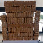 PRE de Iporã apreende mais de 100 quilos de maconha na PR-323, próximo a Cafezal do Sul