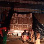 BPFron apreende mais de 600 quilos de maconha em Diamante do Oeste