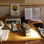 Operação integrada desmantela quadrilhas suspeitas de tráfico de drogas no Paraná