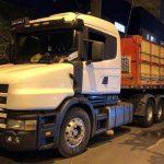 Mais de 60 quilos de cocaína são apreendidos em caminhão na Ponte da Amizade