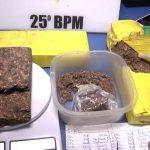Rotam prende dois homens suspeitos de tráfico de drogas no San Marino, em Umuarama