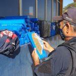 Após perseguição, PRF apreende 300 kg de maconha em Santa Terezinha de Itaipu
