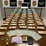 Polícia prende ex-gerente do Banco do Brasil durante operação em Umuarama