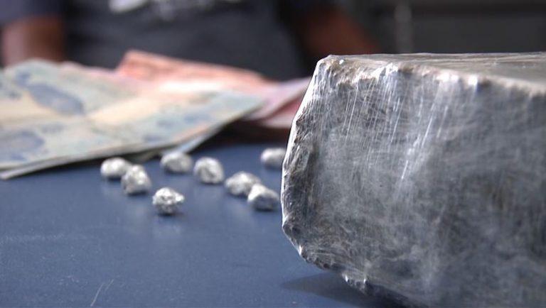 Operação de combate a furtos na região da rodoviária de Umuarama resulta na apreensão de drogas