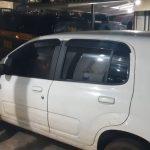 PRF prende homem sem habilitação que conduzia carro roubado em Alto Paraíso