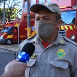 Sargento Fregonezi completa 35 anos de serviço e é homenageado pelos companheiros