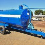 Distribuidor de adubo líquido atenderá agricultura, pecuária e meio ambiente