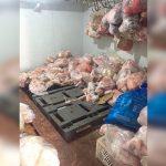 Polícia Ambiental apreende cinco toneladas de carne em Moreira Sales