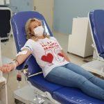 Mais de 80 colaboradores do Instituto Nossa Senhora Aparecida doam sangue ao Hemonúcleo de Umuarama