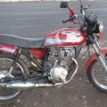 Guarda Municipal apreende moto com mais de R$ 12 mil em débitos, em Umuarama