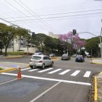Semáforo é acionado no cruzamento da Ângelo Moreira com Castelo Branco
