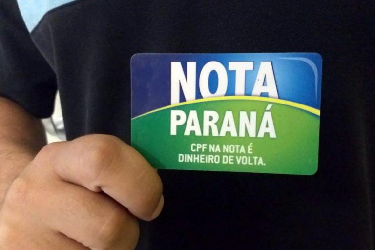 Nota Paraná sorteia R$ 10 milhões em prêmios nesta terça