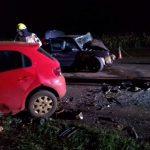 Três pessoas, entre elas uma criança, morrem em acidente entre Palotina e Francisco Alves