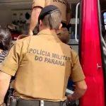 Policiais militares salvam criança afogada em Londrina; assista