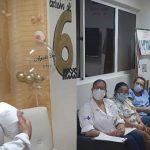 Agosto Dourado mobiliza profissionais da Saúde de todo Estado