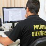 Estado abre vagas para bolsistas atuarem na Polícia Científica