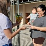 Doadoras de leite materno são homenageadas em Umuarama