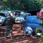 Depósito de mercadorias contrabandeadas é localizado pela polícia em Guaíra