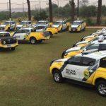Unidade da Polícia Militar de Umuarama recebe duas novas viaturas