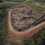 Aterro sanitário pode receber apenas caçambas com resíduos de construção