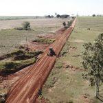 Estradas Borboleta e Coronel recebem serviços de manutenção e readequação