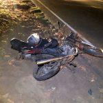 Motociclista morre em grave acidente entre Xambrê e Casa Branca