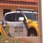 Policial militar é detido por abandonar o posto de trabalho em Perobal