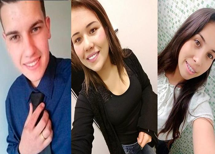 Três jovens mortos em engavetamento na BR-277 seguiam para grupo de oração