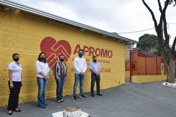 Em parceria com Prefeitura, Apromo instala segunda unidade de atendimento