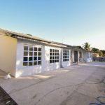 Reforma de escola no distrito de Roberto Silveira entra na fase de acabamento