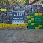 Policiais do PR e MS apreendem mais de 2 toneladas de maconha em Icaraíma