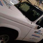 Bandidos arrombam empresa na avenida Aracaju e fogem levando caminhonete, computadores e ferramentas