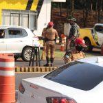 Ação integrada na divisa do Paraná com São Paulo prendeu quase mil pessoas